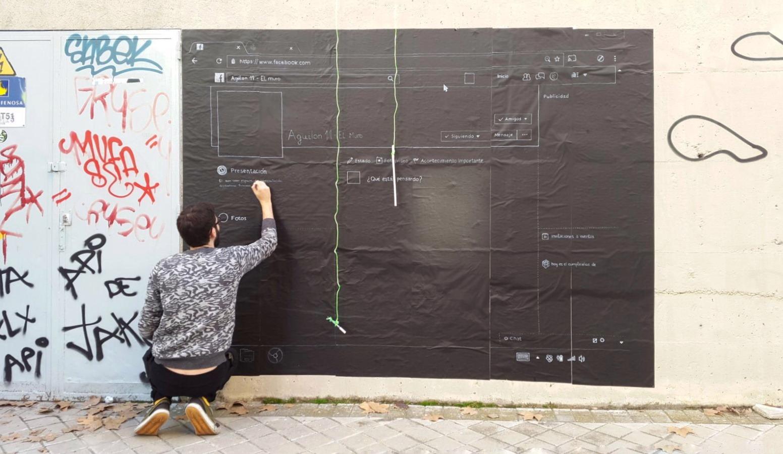 Aguilón 11 - El Muro